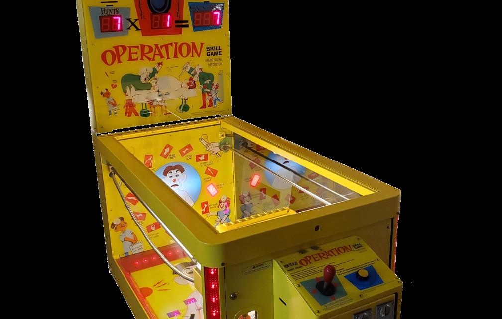 Operation Arcade Skill Game
