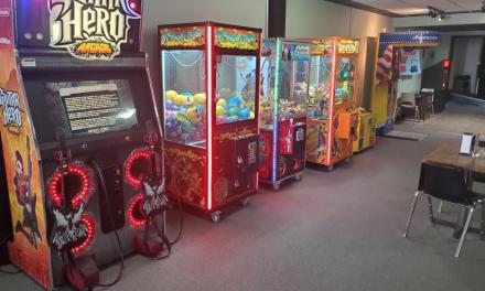 Ten Pin Arcade